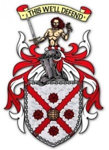 International Clan MacFarlane Societ Arms