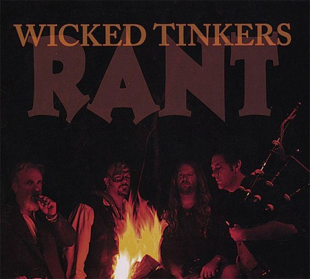 Wicked Tinker RANT CD