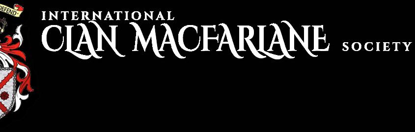 Clan MacFarlane Member Society