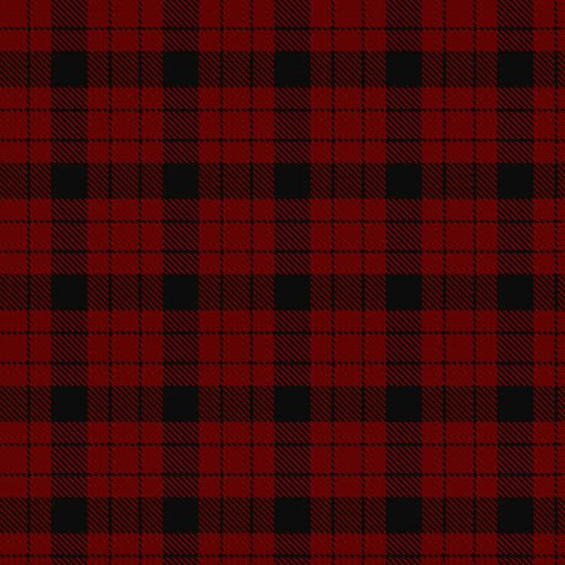 MacFarlane Ancient Black and Red Tartan