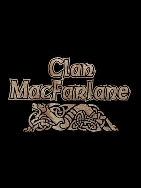 MacFarlane Cattle Company Tshirt - Men's Long Sleeve - art by Maxine Miller - ©celticjackalope.com