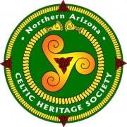 Norther Arizona Celtic Heritage Society NACHS Logo
