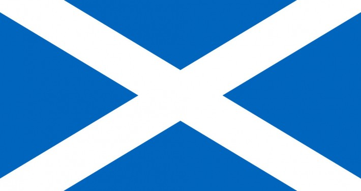 photo of Scottish Flag